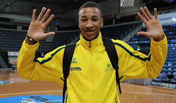 Dante Exum Takes Out Ais Award Basketball Australia