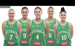 Chemist Warehouse Opals - Basketball Australia 094ace1ac