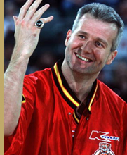 Andrew Gaze - Hall Of Fame