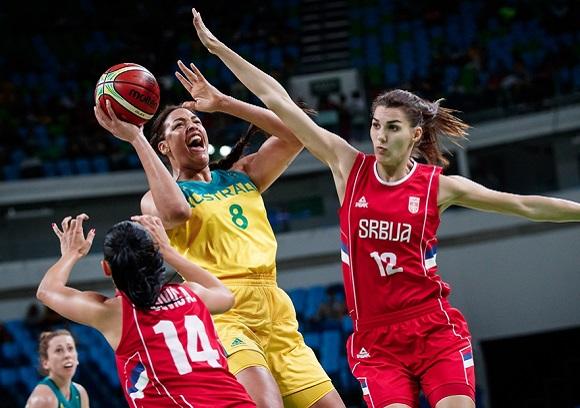 DEVASTATING END TO AUSTRALIAN WOMEN'S RIO 2016 CAMPAIGN - Basketball