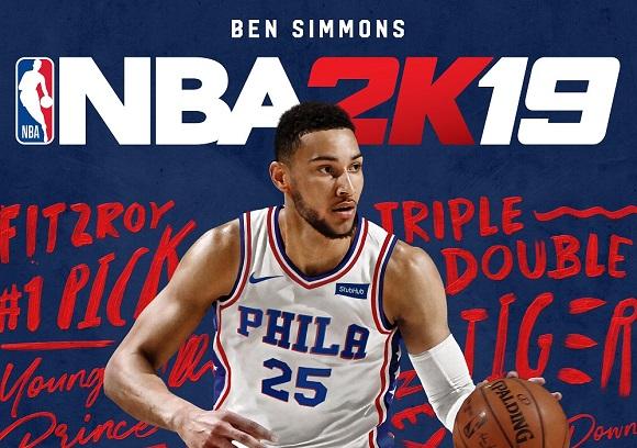 online store 2af76 315af NBA 2K19 WELCOMES BEN SIMMONS AS FIRST EVER AUSTRALIAN COVER ...