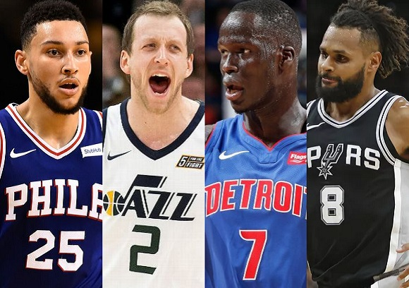 detailed look 16aba 19bef SEVEN AUSSIES SET TO CONTEND IN THE 2019 NBA PLAYOFFS