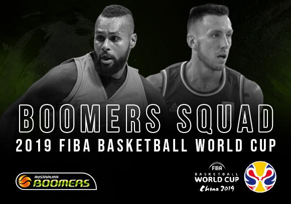BOOMERS ANNOUNCE SQUAD FOR 2019 FIBA BASKETBALL WORLD CUP | Basketball Australia
