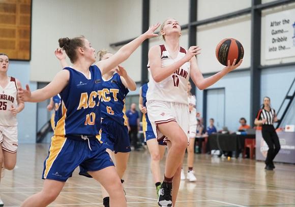 2019 Under 16 Championships Recap Day 1 Basketball Australia