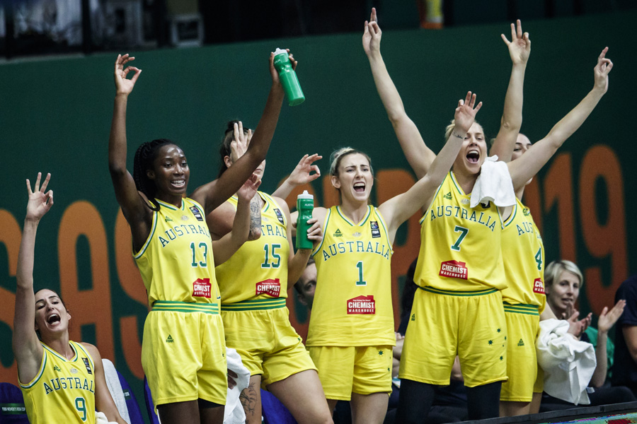 Opals Pre-Olympic Qualifying Tournament Squad Announced | Basketball Australia