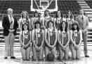 AIS Women's Basketball Team 1981